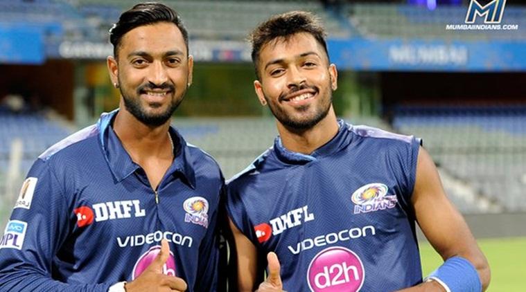 IPL 2018: कृणाल पंड्या ने अपने और हार्दिक के बीच बताई ऐसी समानता जिससे बाकी लोग अब तक थे अनजान 1