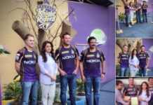 "KKR juhi chawla says ""no to plastic in stadium"", users remind him of Huge usage"
