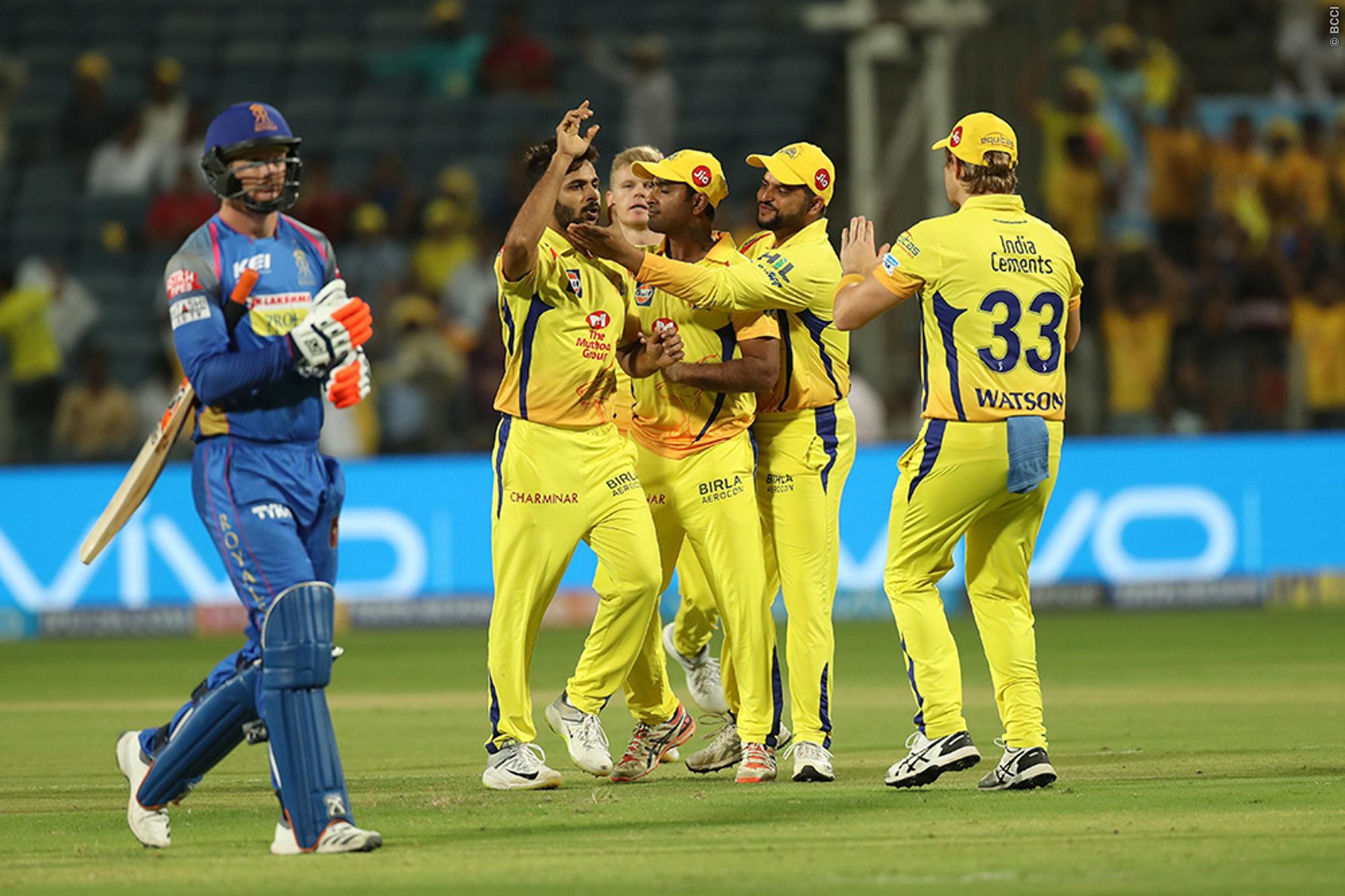 STATS: चेन्नई सुपर किंग्स बनाम राजस्थान रॉयल्स के बीच मैच में बने कुल 6 रिकॉर्ड, तो ऐसा करने वाले दुनिया के एकलौते बल्लेबाज बने शेन वाटसन 1