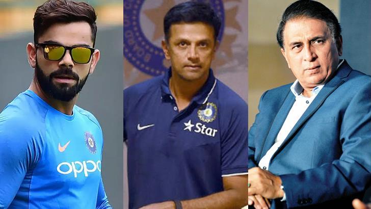 बीसीसीआई की कोहली के लिए खेल रत्न, द्रविड़ के लिए द्रोणाचार्य की सिफारिश 12