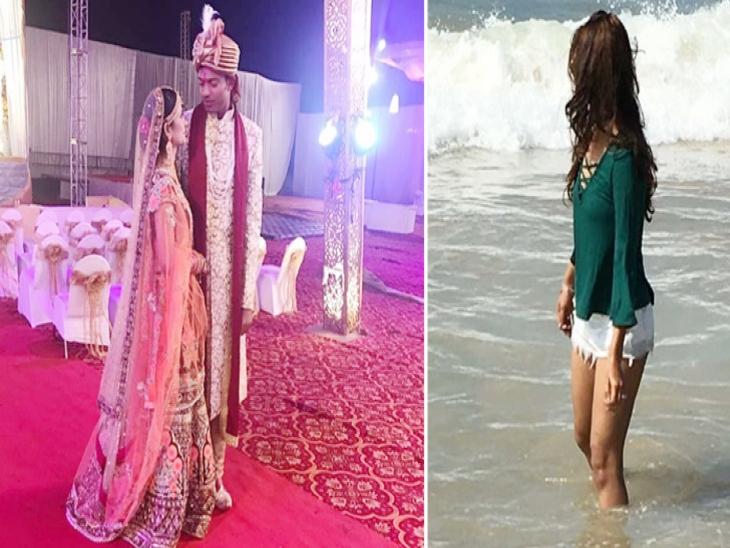 PHOTO: किंग्स इलेवन पंजाब के स्टार गेंदबाज अंकित राजपूत की पत्नी है बेहद ही खुबसुरत, देखे तस्वीरे 1