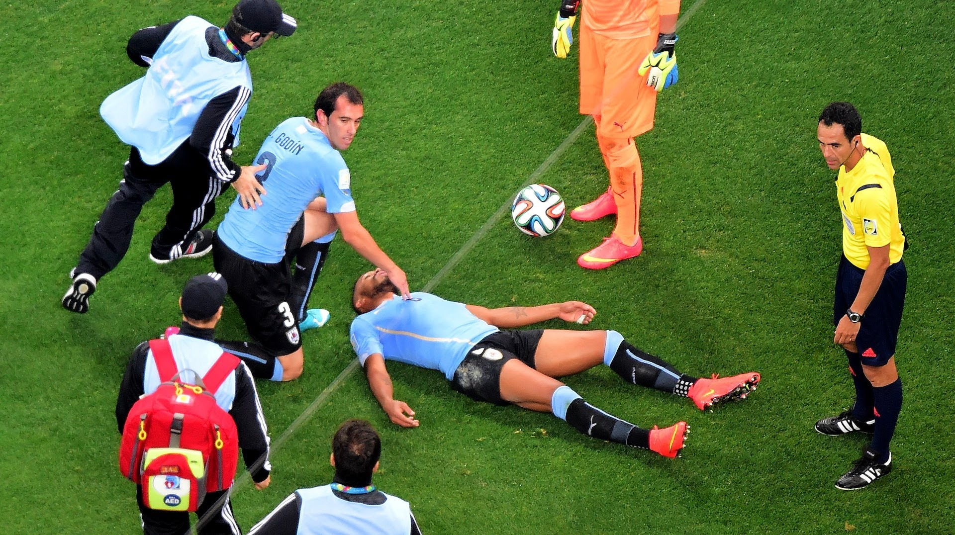 चोटिल पेरेरा फुटबाल विश्वकप में नहीं खेलेंगे 1