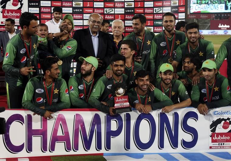 कराची टी-20 : पाकिस्तान ने 3-0 से जीती सीरीज 1