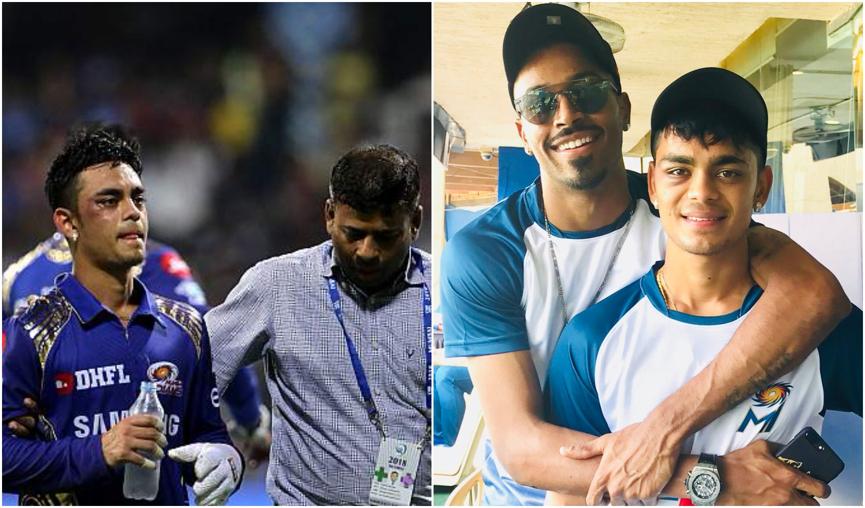IPL 2018: हार्दिक पांड्या के थ्रो पर ईशान किशन को लगी थी आँख पर खतरनाक चोट तो अब हार्दिक ने काफी भावुक होकर मांगी ईशान से माफी 14