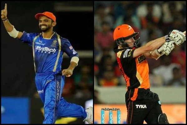 WEATHER REPORT: सनराइजर्स और राजस्थान के बीच मैच के दौरान नहीं है बारिश का कोई खतरा, जाने टॉस जीतने पर क्या होगा कप्तान का फैसला 4