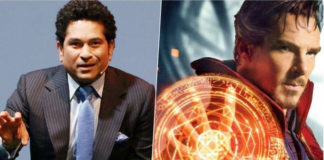 "Avengers film hero Benedict ""Sachin Tendulkar would fit in the role of Doctor Strange"""