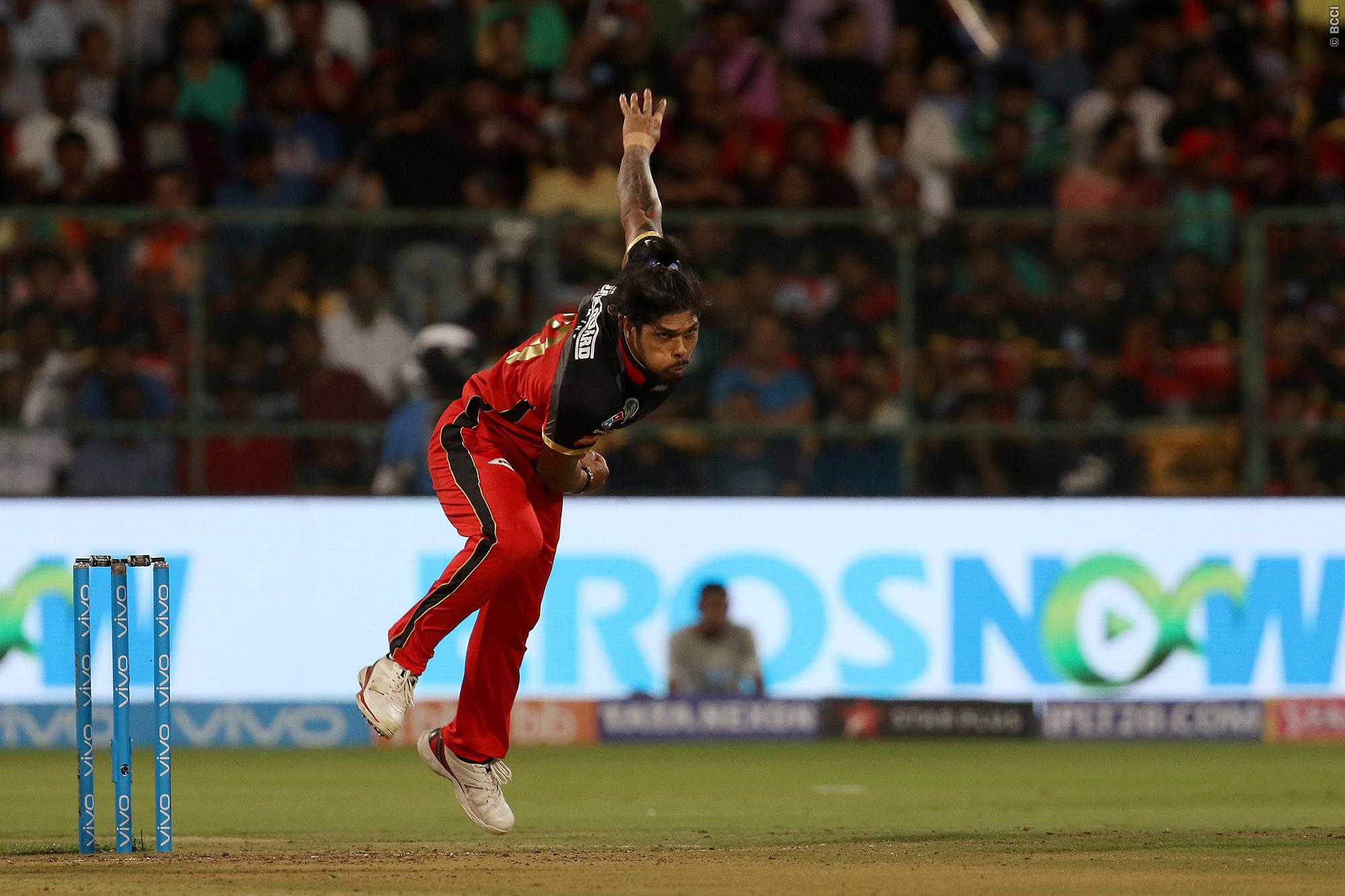IPL 2018: चेन्नई के खिलाफ भले ही हार गयी बैंगलोर लेकिन इस मामले में दोहरा शतक लगा गये उमेश 13