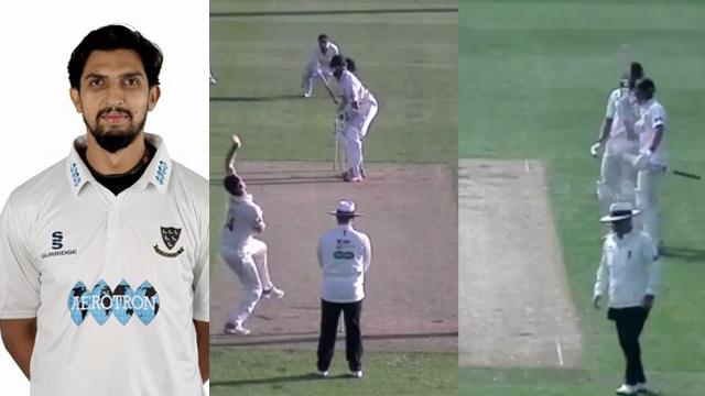विराट कोहली का इंग्लैंड मिशन शुरू इशांत ने पहले गेंद से और अब बल्ले से अंग्रेजो को किया परेशान 1
