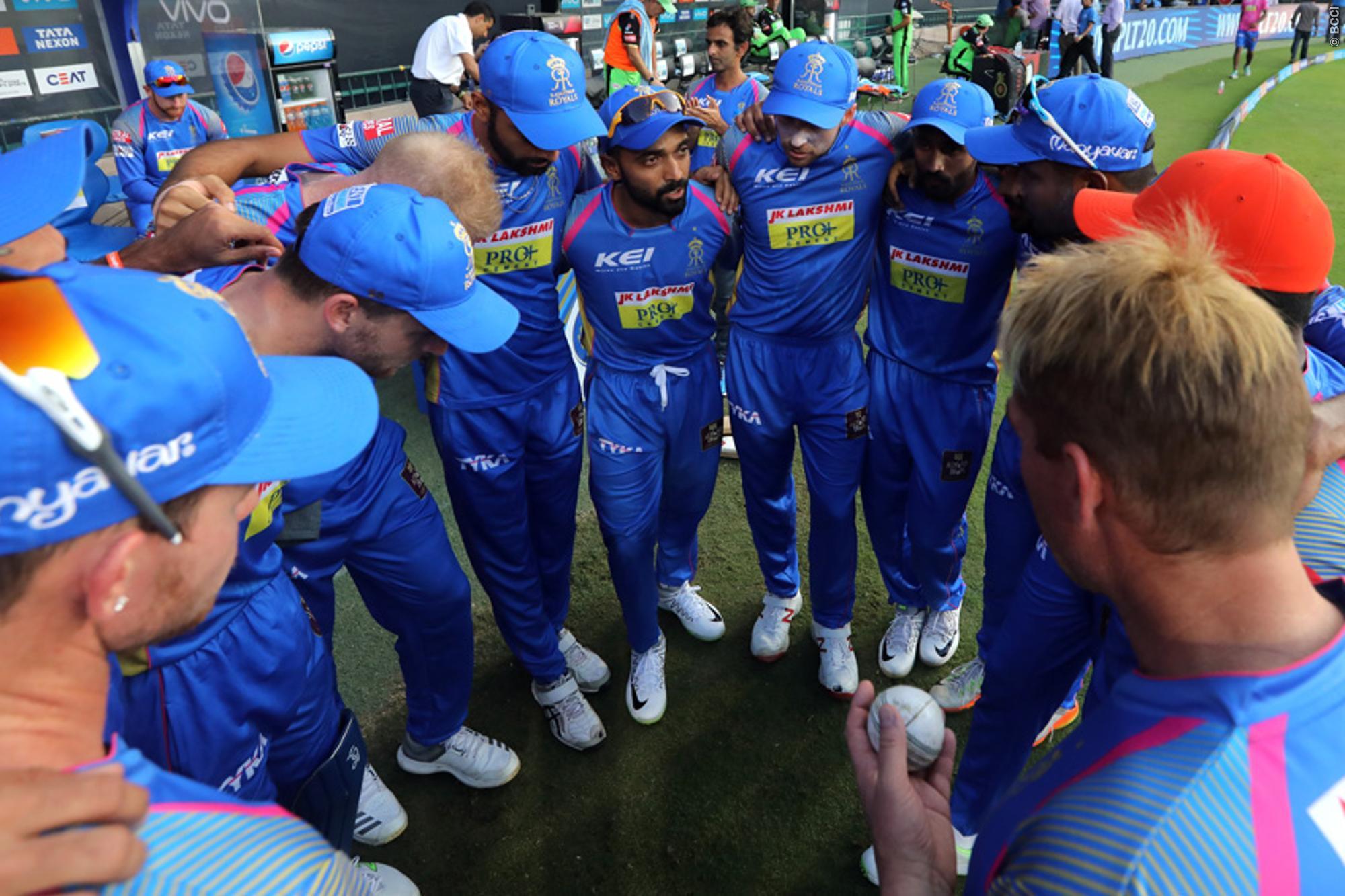 राजस्थान रॉयल्स के आरसीबी के खिलाफ मैच से पहले शेन वार्न ने राजस्थान रॉयल्स को बोली बस ये एक बात 8