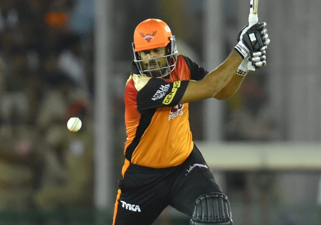 क्या खत्म हो गया सनराइजर्स हैदराबाद के इस दिग्गज खिलाड़ी का क्रिकेट करियर! 3
