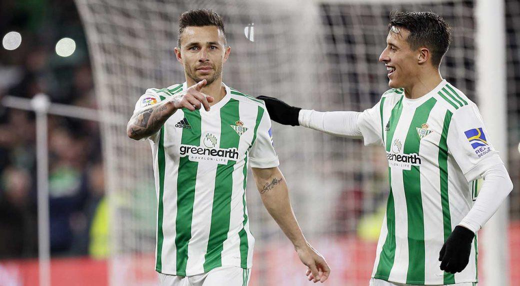 स्पेनिश लीग : लेगानेस ने बेतिस को 3-2 से हराया 1