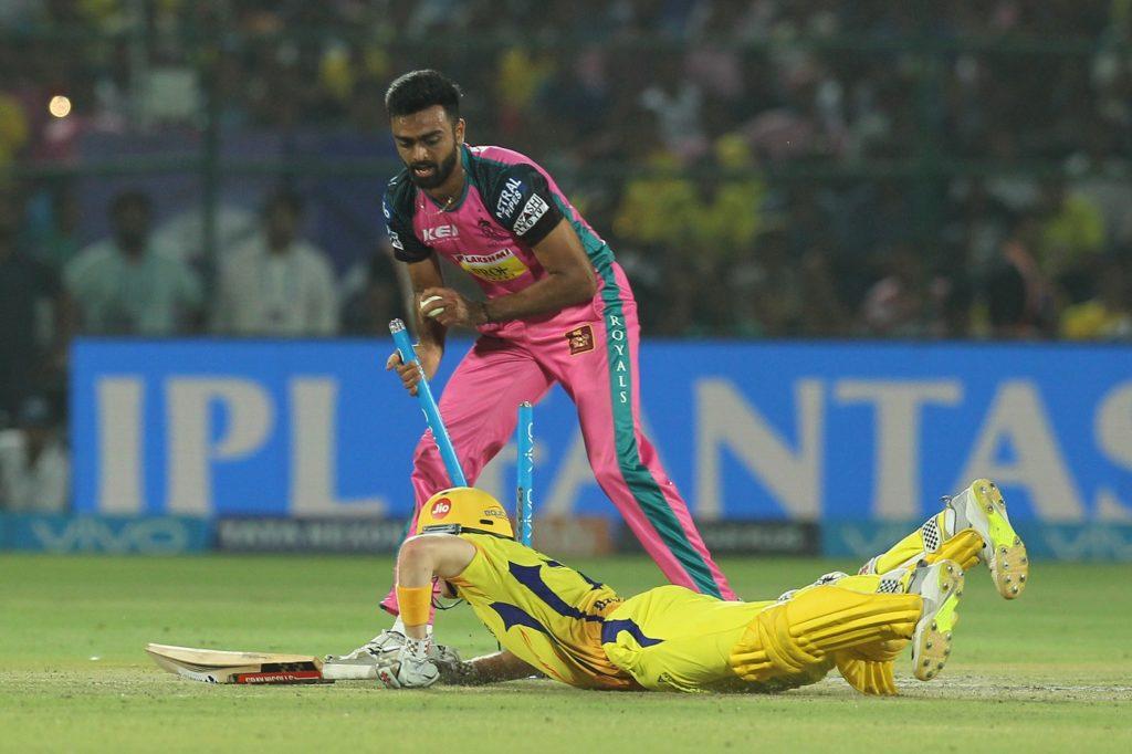 MIvsRR : चेन्नई से मिली हार के बाद इन खिलाड़ियों को बाहर कर इस 11 सदस्यीय टीम के साथ उतर सकती है राजस्थान 9