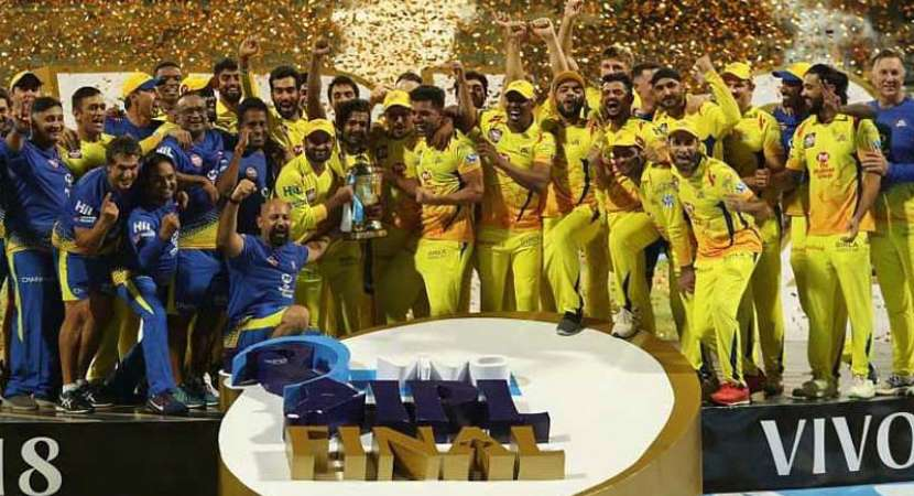 बॉलीवुड हस्तियों ने आईपीएल में चेन्नई सुपर किंग्स की जीत पर बधाई दी