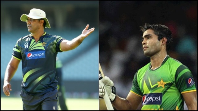 पाकिस्तान के विवादित क्रिकेटर उमर अकमल ने अपने पूर्व कोच वकार यूनिस पर लगाए सनसनीखेज आरोप 12