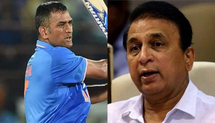 """पूर्व भारतीय कप्तान सुनील गावस्कर धोनी नहीं बल्कि इस खिलाड़ी को मानते है धोनी से ज्यादा """"कूल कैप्टन"""" 8"""