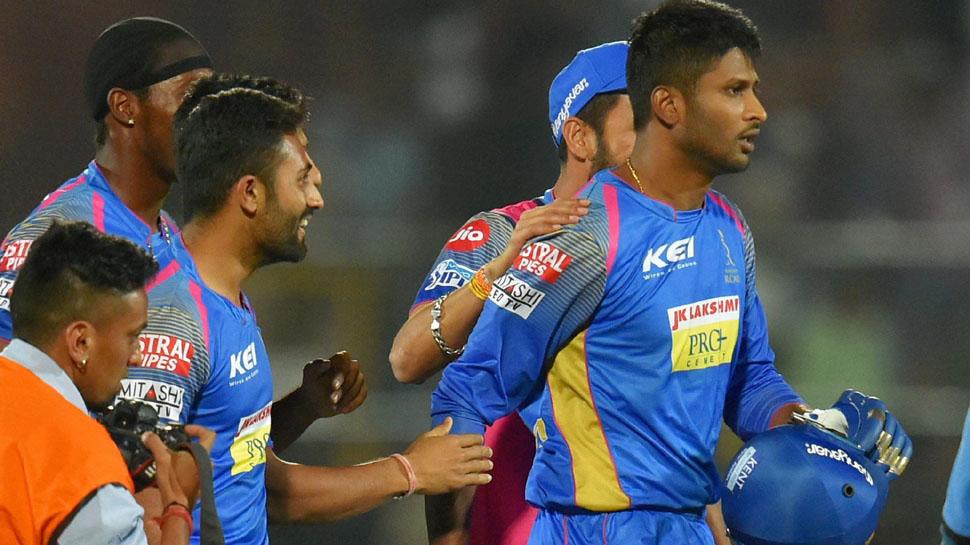 IPL 2018: कृष्णप्पा गौतम ने किसी क्रिकेटर नहीं बल्कि एक महिला को दिया अपनी सफलता का श्रेय 12