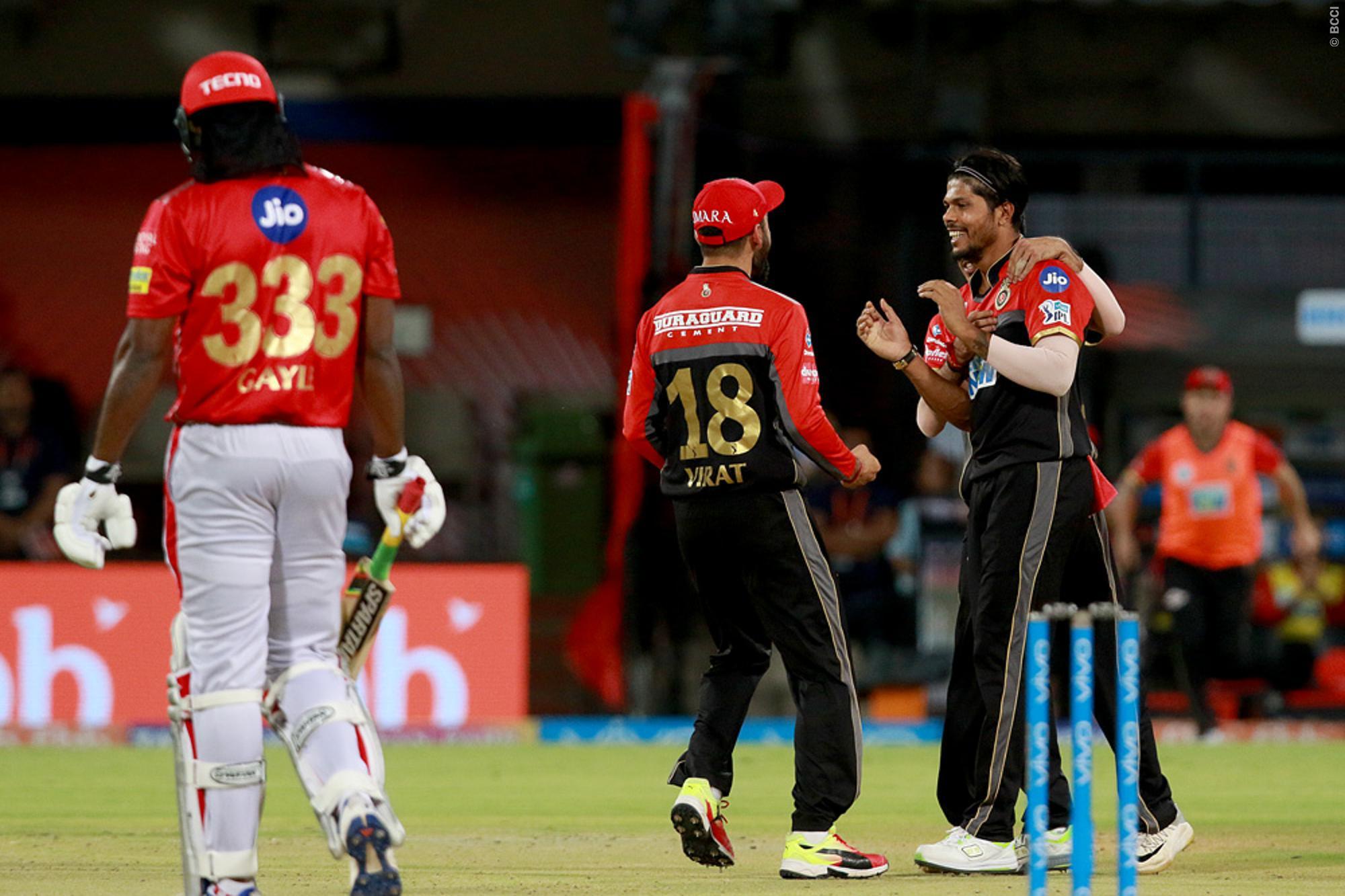 उमेश यादव ने क्रिस गेल और केएल राहुल को एक ही ओवर में आउट करने का खोला राज 10