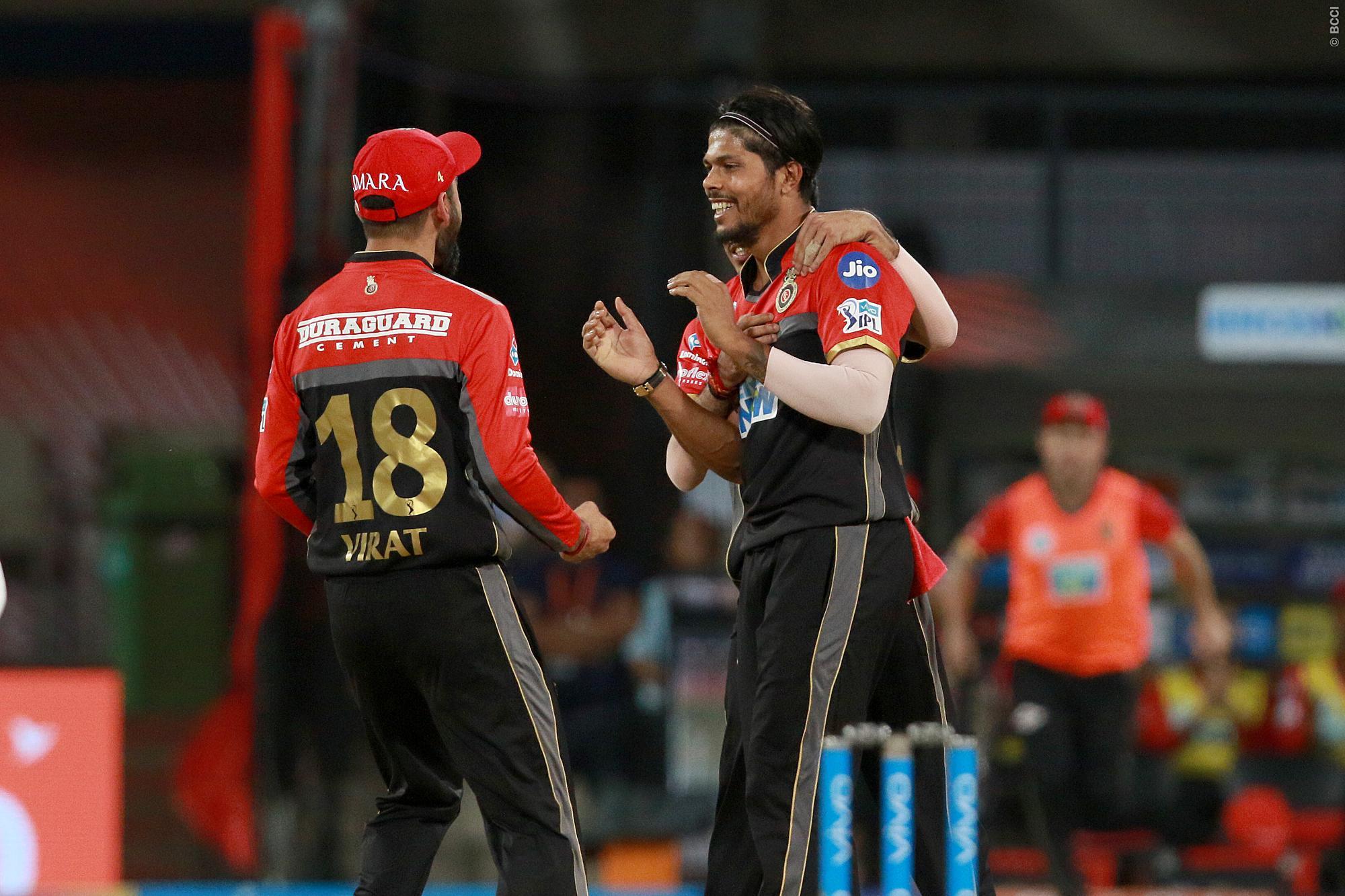 KXIP VS RCB- मैन ऑफ द मैच लेते समय उमेश यादव ने खोला अपनी सफलता का राज, कैसे मिलते है टी-20 में विकेट 1