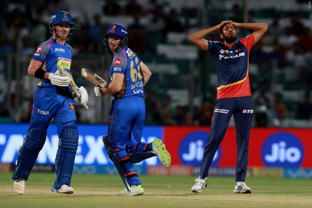 STATS: दिल्ली और राजस्थान के मैच में बने कुल 9 रिकॉर्ड, ऋषभ पंत ने तोड़ डाला रोहित शर्मा का वर्षों पुराना रिकॉर्ड 2