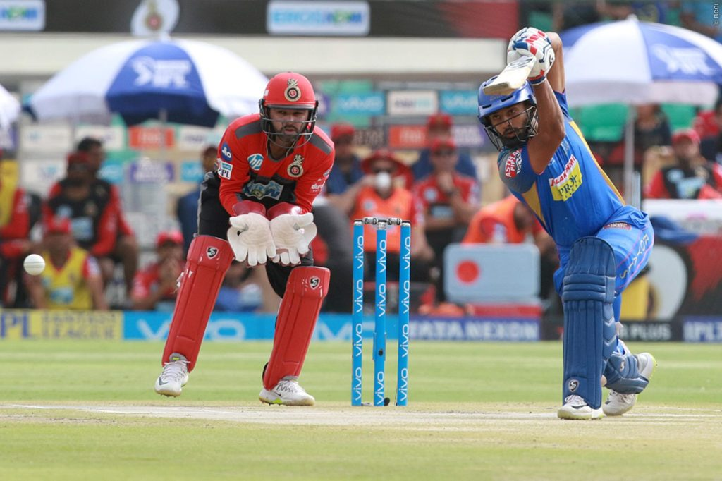 STATS : आरसीबी और राजस्थान के मैच पर बने कुल 9 रिकॉर्ड, विराट ने बनाया इतिहास का सबसे शर्मनाक रिकॉर्ड 2