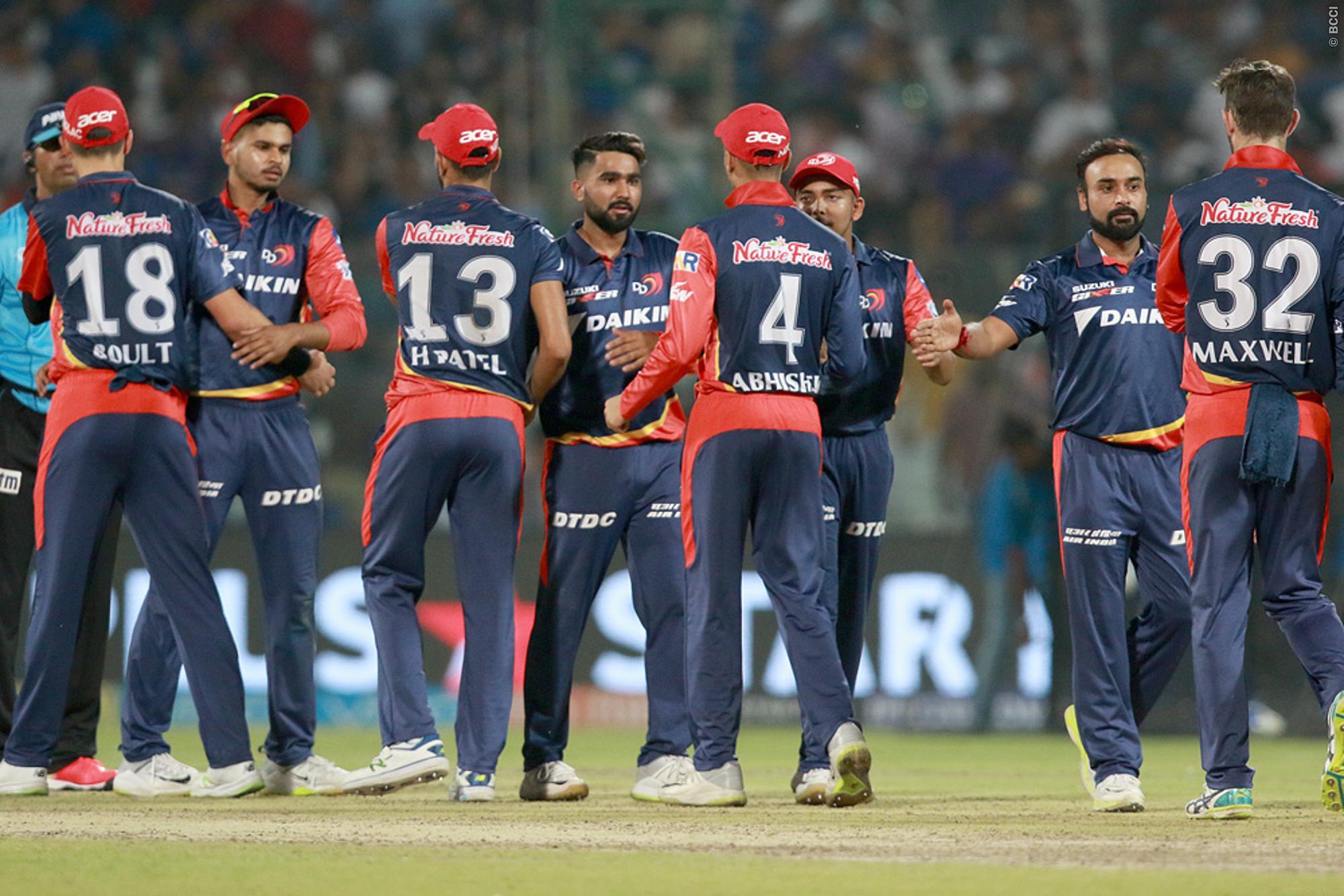 IPL 2019- दिल्ली डेयरडेविल्स इन पांच खिलाड़ियों को कर सकती है अगले सीजन में बाहर 1