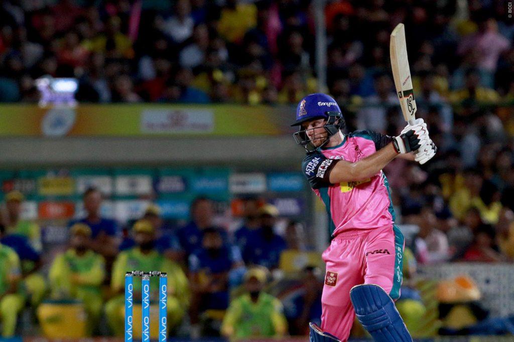 RR VS CSK- चेन्नई के खिलाफ मिली जीत के उत्साह में अजिंक्य रहाणे ने खोल डाला गौथम के विस्फोटक पारी का राज 4