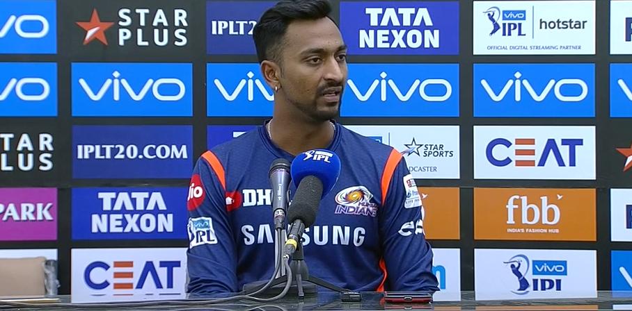IPL 2018: क्रुणाल पांड्या ने बताया हार्दिक के साथ बल्लेबाजी करने में क्यों महसूस होता है दबाव 16