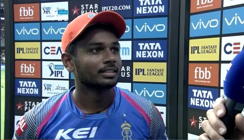 फ्लाइंग जट्ट बनकर असम्भव सा कैच पकड़ने वाले संजू सैमसन ने भारतीय दिग्गज को दिया इसका श्रेय 11