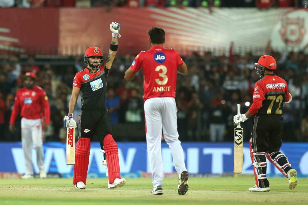 KXIP VS RCB- मैन ऑफ द मैच लेते समय उमेश यादव ने खोला अपनी सफलता का राज, कैसे मिलते है टी-20 में विकेट 3