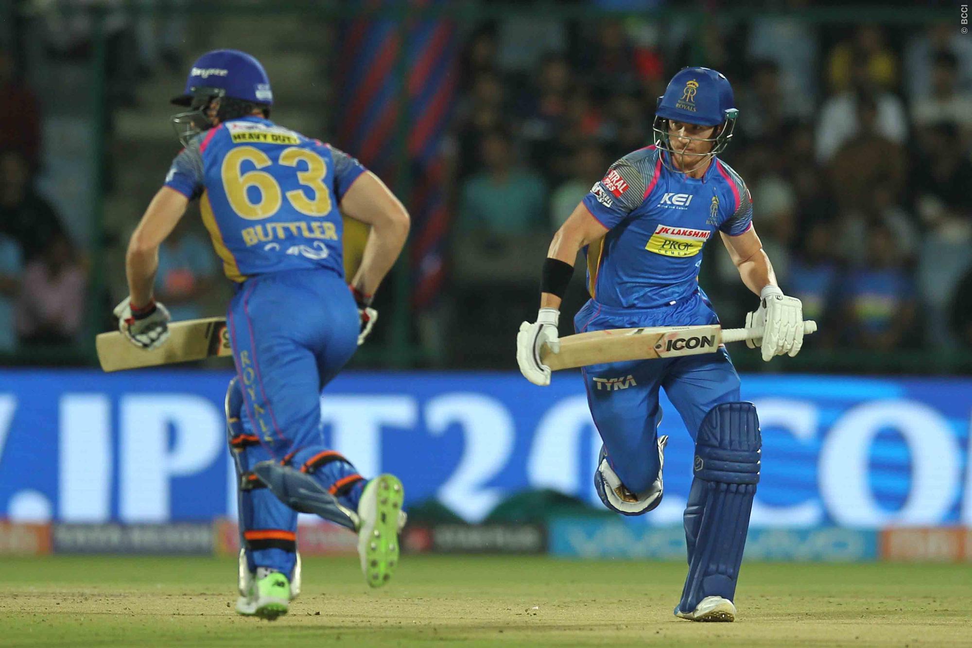 इन पांच कारणों की वजह से राजस्थान को करना पड़ा हार का सामना 5