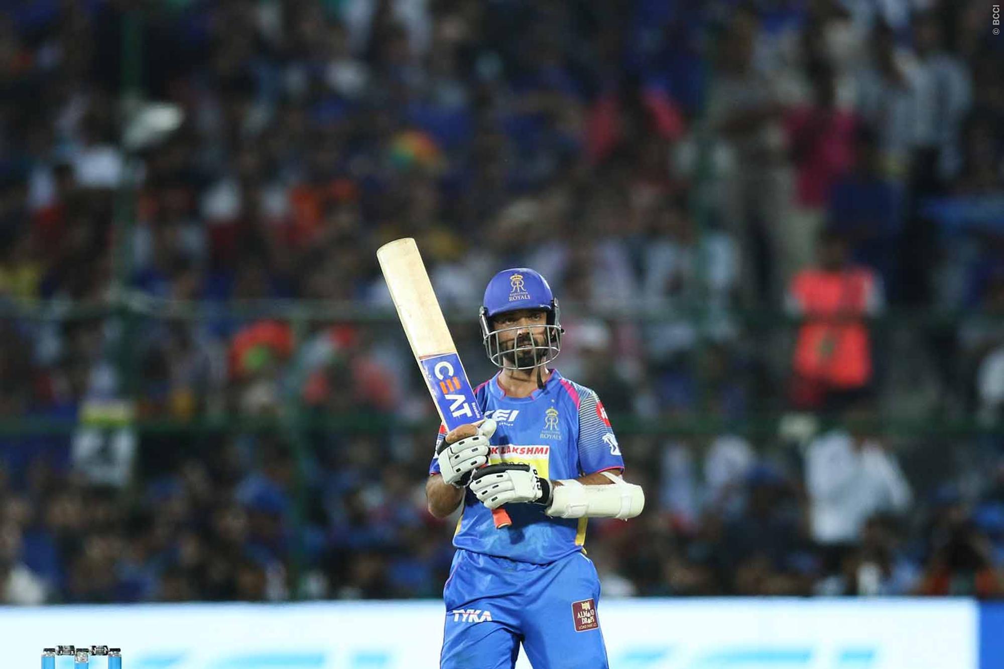 राजस्थान रॉयल्स की लगातार हार के बाद जहीर खान ने अजिंक्य रहाणे पर किया कटाक्ष 19