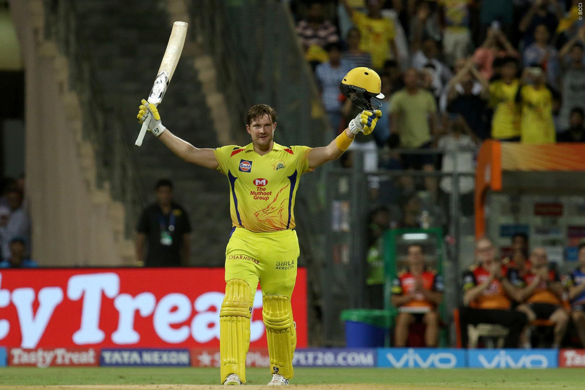 वाटसन की पारी देख रणवीर सिंह ने फ़िल्मी स्टाइल में दी वाटसन और चेन्नई को बधाई 19
