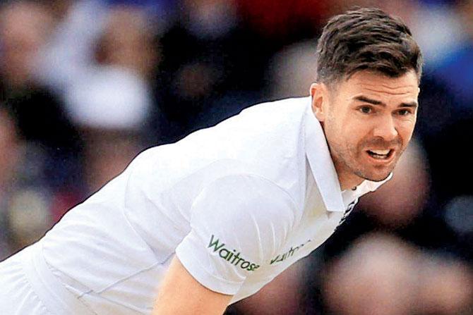 जेम्स एंडरसन ने सभी को चौंकाते हुए अपनी चोट का जिम्मेदार भारतीय टीम को बताया 12