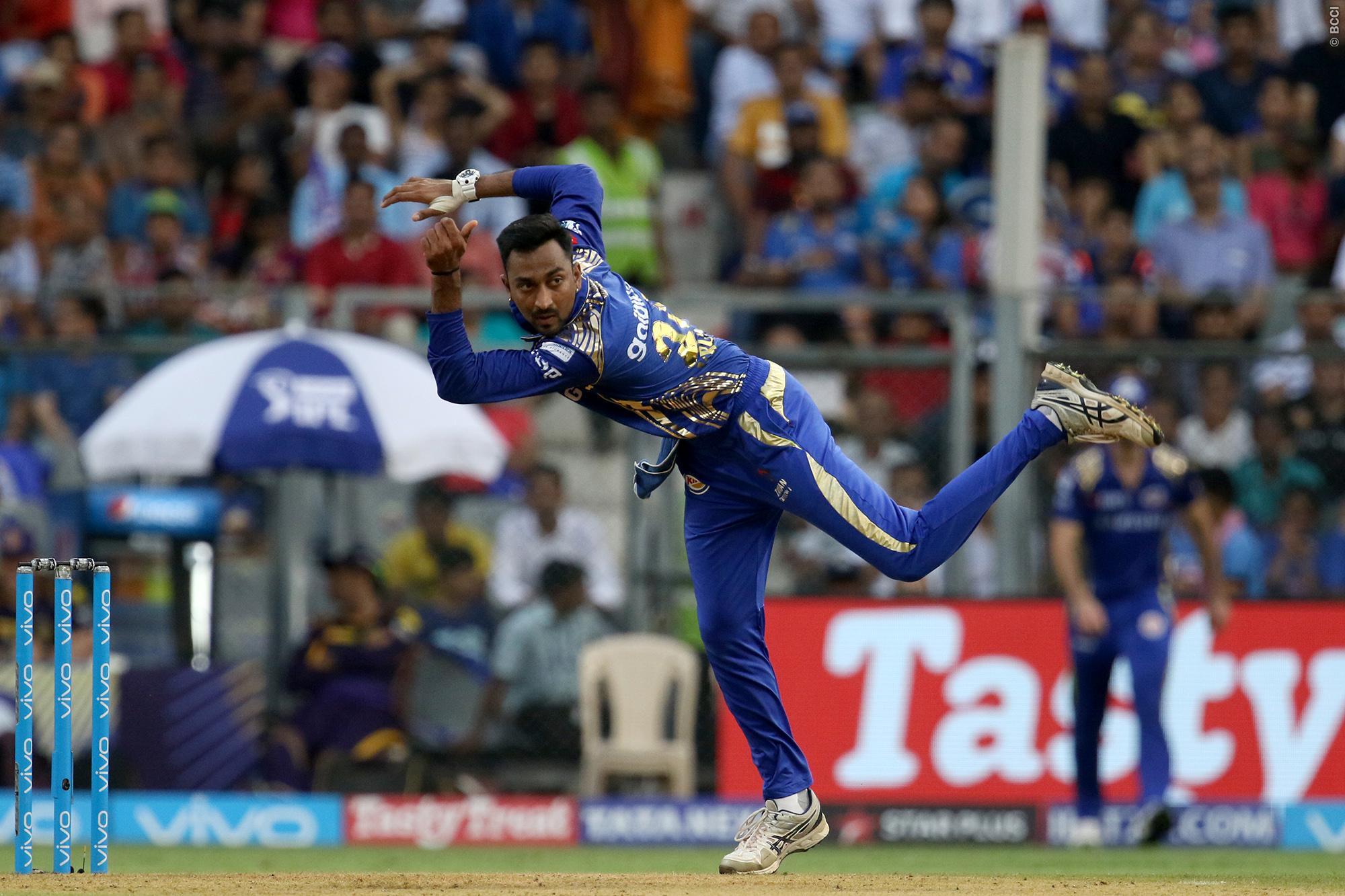 IPL 2018: दिल्ली डेयरडेविल्स के खिलाफ अंतिम ओवर में कृणाल पंड्या और रोहित शर्मा के बीच हुई थी मतभेद कूद पंड्या ने बताया वजह 14