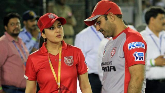 पंजाब की जीत के बाद अपना आपा खो बैठी थी टीम की मालकिन प्रीती जिंटा, तस्वीरें हुई वायरल 5