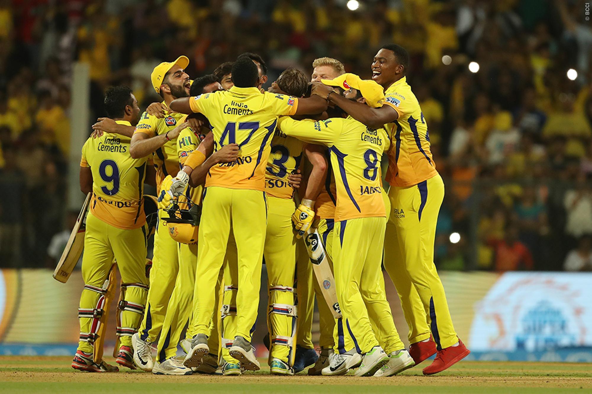 वीरेंद्र सहवाग ने चेन्नई के फाइनल जीतने के बाद धोनी को ख़ास अंदाज में दी बधाई 2