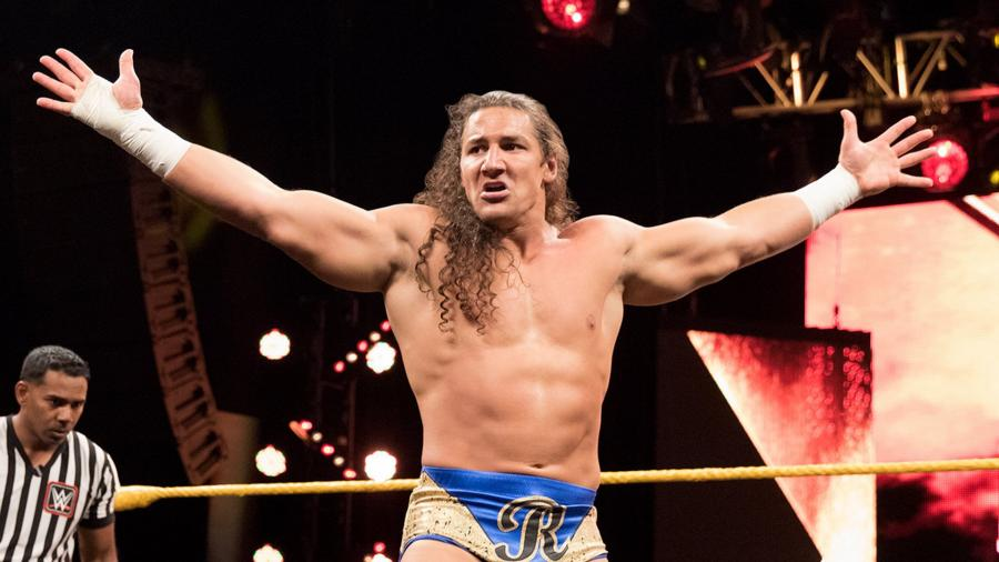 NXT के इस दिग्गज सुपरस्टार को लगी चोट, खतरें में पड़ा WWE करियर 5