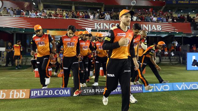 आईपीएल 2018 के फाइनल में पहुंचे के लिए सनराइजर्स के इस खिलाड़ी ने बनाया एक खास प्लान 8