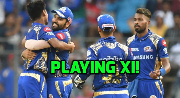 KKRvMI: केकेआर के खिलाफ इन XI खिलाड़ियों के साथ आज मैदान पर उतरेगी मुंबई की टीम, इन दो विदेशी खिलाड़ियों की होगी टीम में वापसी 1