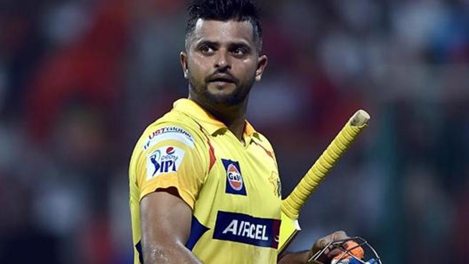 आईपीएल के बेताज बादशाह सुरेश रैना के नाम जुड़ा आईपीएल इतिहास यह सबसे शर्मनाक रिकॉर्ड 1