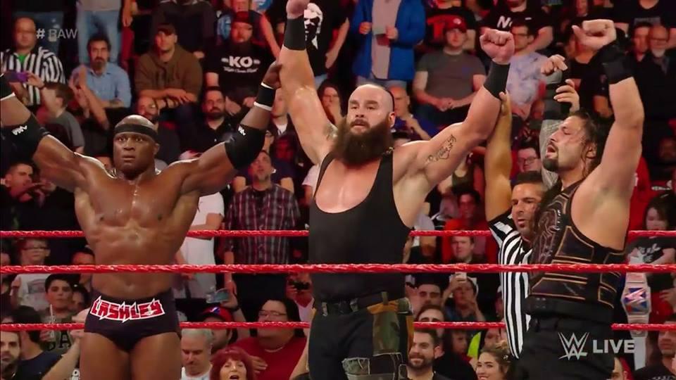 WWE RAW RESULTS 1 मई 2018: ये रहे सभी मैचों के रिजल्ट्स 10