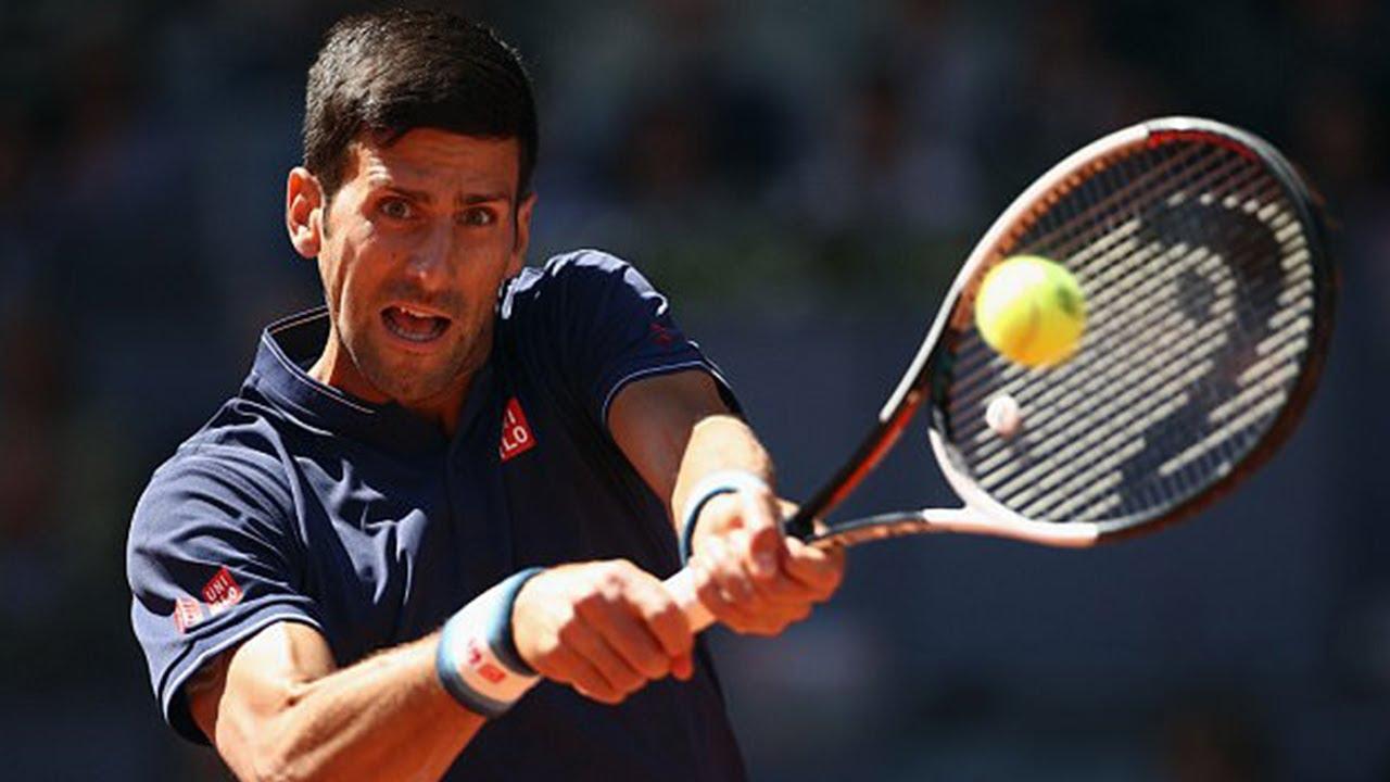 टेनिस : इटेलियन ओपन के तीसरे दौर में जोकोविक 6