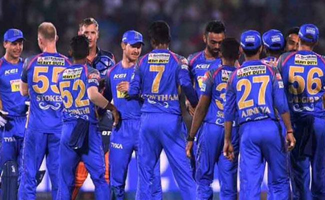 VIDEO: मुंबई की हार के बाद प्ले ऑफ में जगह मिलने के बाद राजस्थान रॉयल्स के खिलाड़ियों ने मनाया जश्न वीडियो वायरल 6