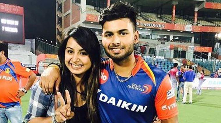 दिल्ली के स्टार खिलाड़ी ऋषभ पंत की ...