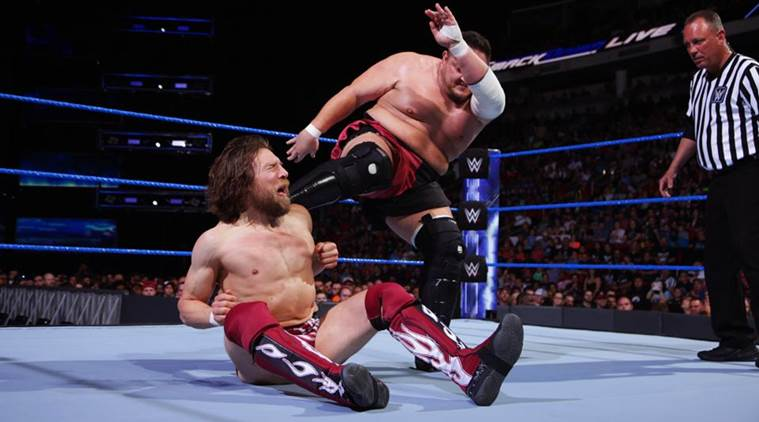 WWE Smackdown Results: 29 मई, 2018 18