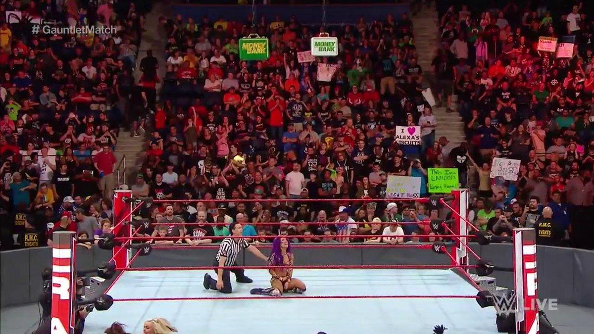 WWE Raw Results: 28 मई 2018 14
