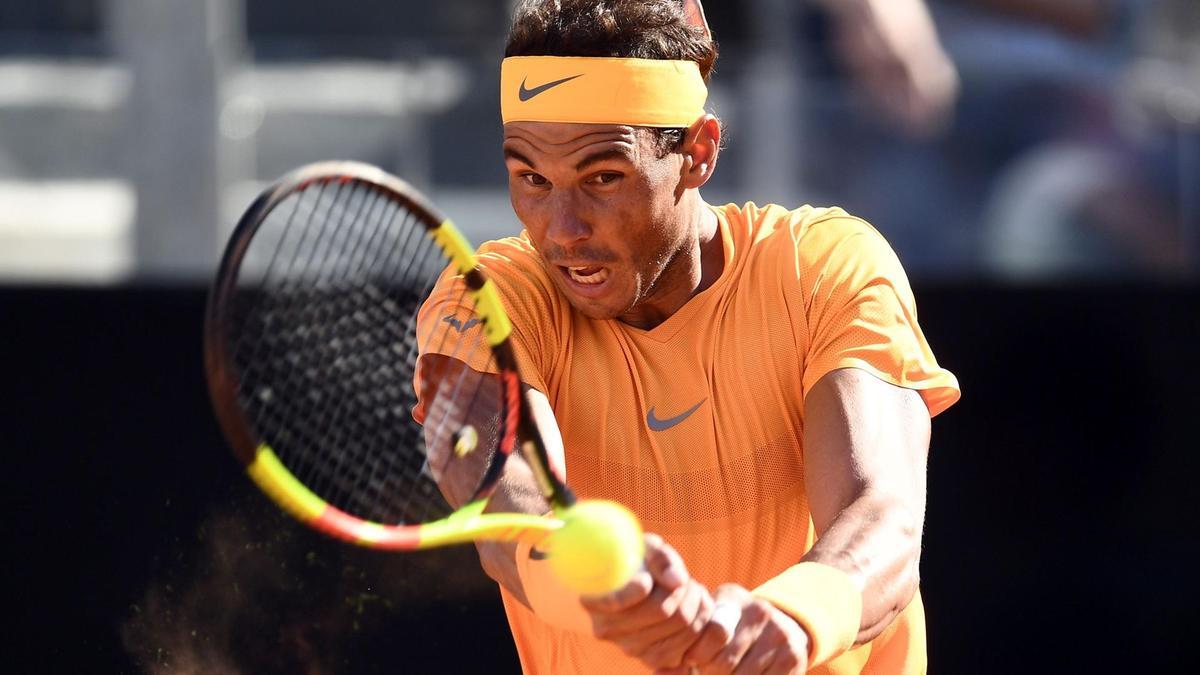 टेनिस : जोकोविक को हरा नडाल इटेलियन ओपन के फाइनल में 5