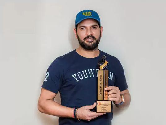 आईपीएल में खराब प्रदर्शन के बाद भी युवराज सिंह को मिल गया ये ख़ास अवॉर्ड 14