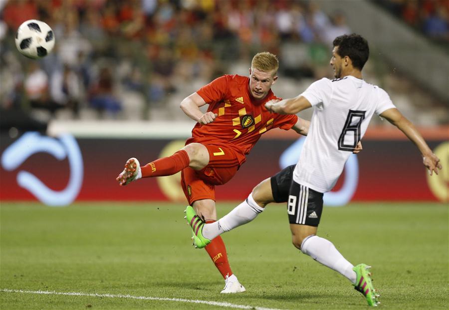 बेल्जियम ने दोस्ताना मैच में मिस्र को 3-0 से हराया 5