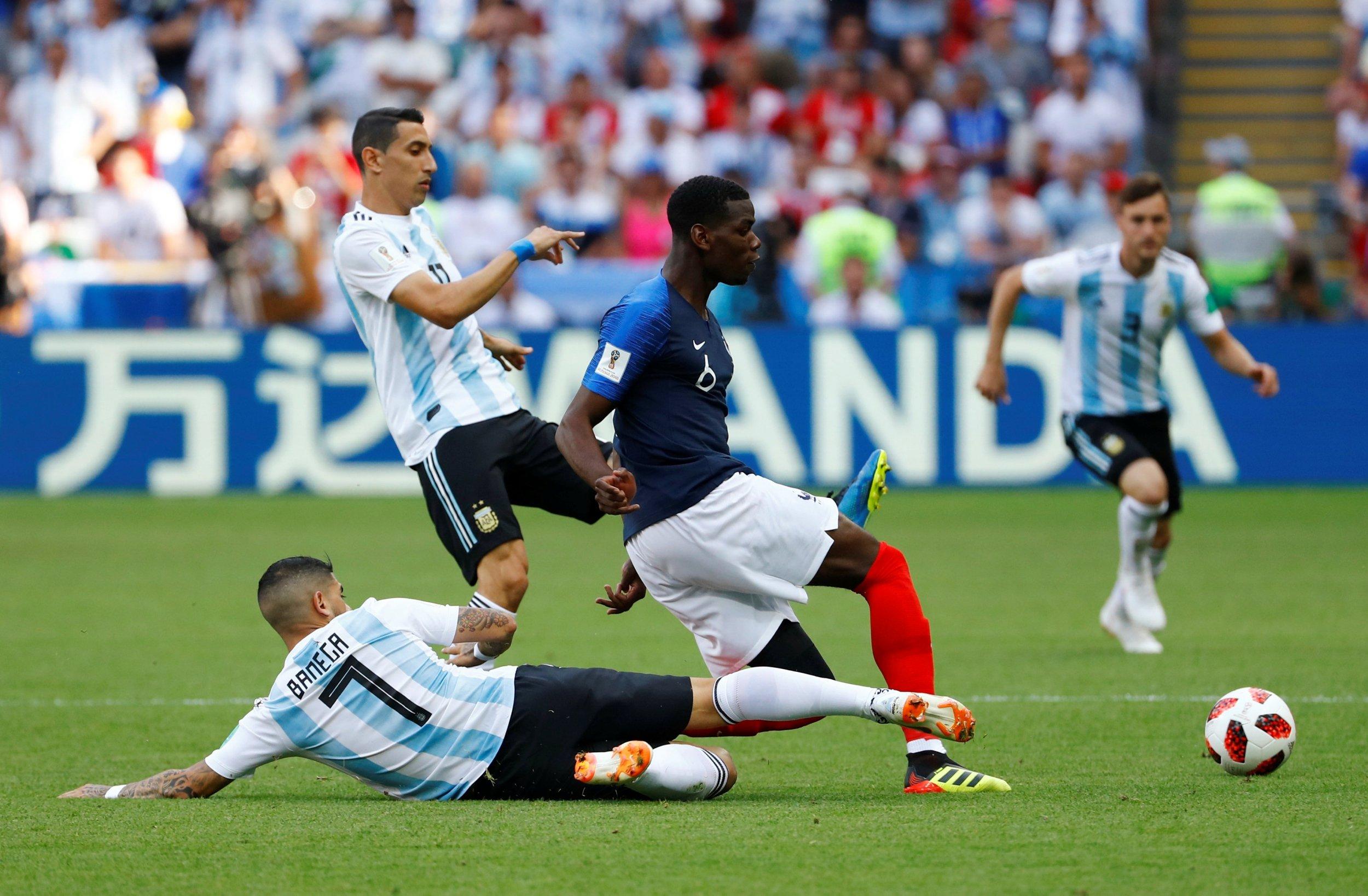एमबापे बने जीत के नायक, अर्जेंटीना को 4-3 से हराकर फ्रांस विश्व कप के क्वार्टरफाइनल में 2